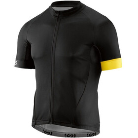 Skins Cycle Classic Bike Jersey Shortsleeve Men Full Zip black